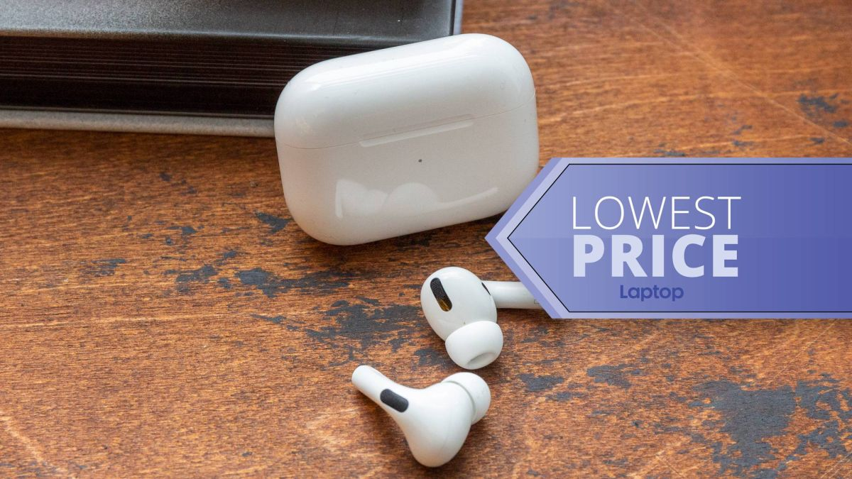 AirPods Pro sale drops Apple earbuds to lowest price ever