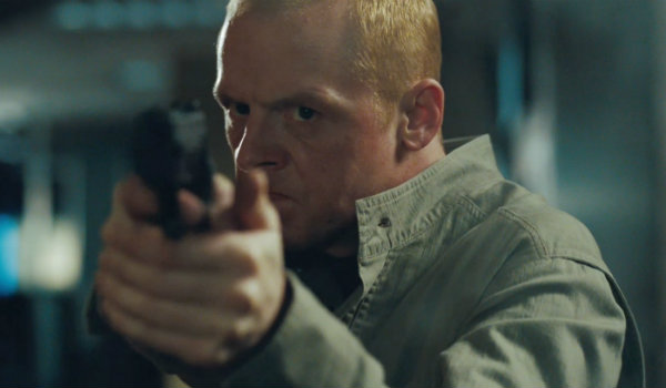 Simon Pegg Benji Dunn Mission Impossible