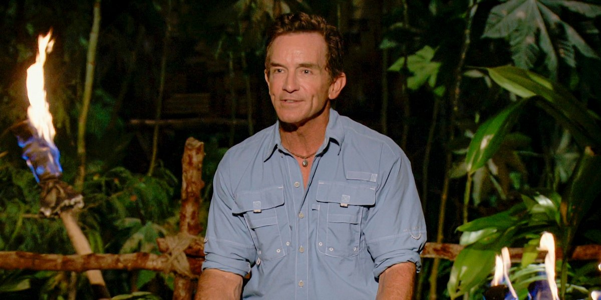 Survivor Jeff Probst CBS