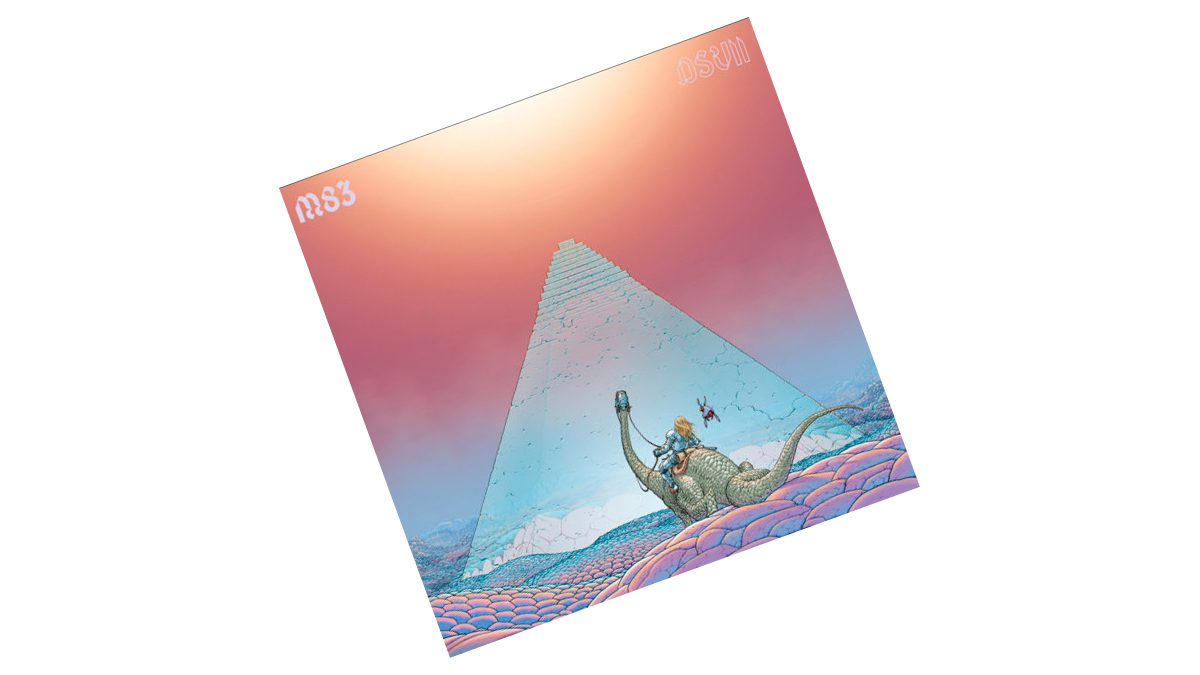 M83's new all-analogue synth album was inspired by The