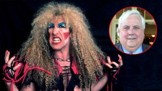 Dee Snider and Clive Palmer