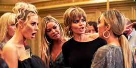 Real Housewives Of Beverly Hills' Newest Cast Member Is A Franchise First