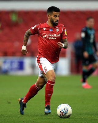 Nottingham Forest v Swansea City – Sky Bet Championship – City Ground