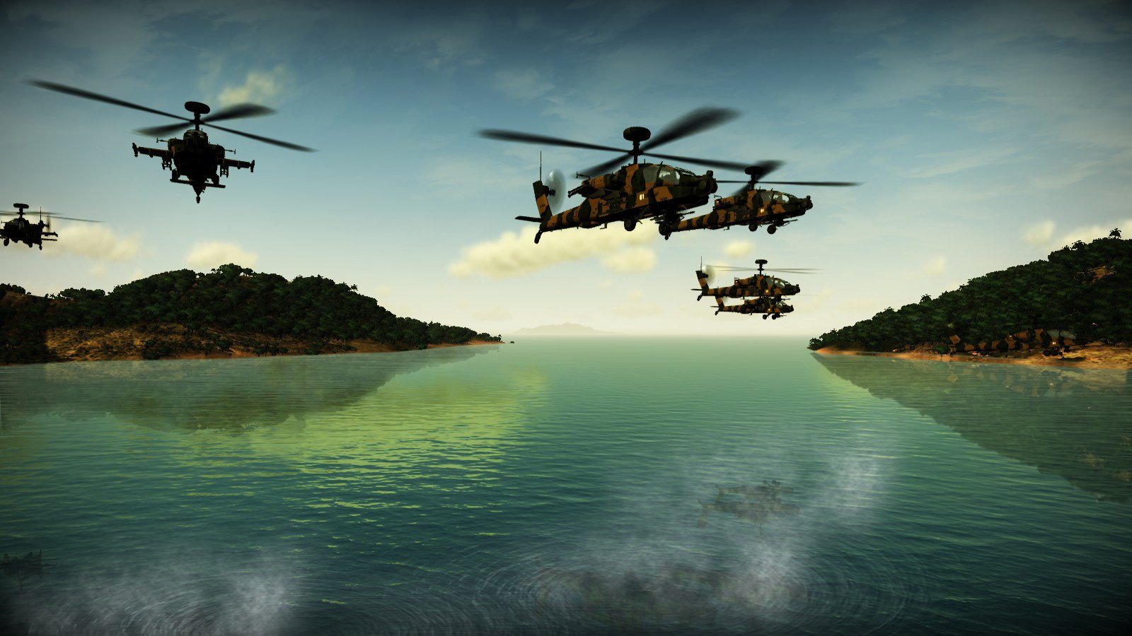Apache Air Assault Coming To PS3 And Xbox 360 This Fall #13845