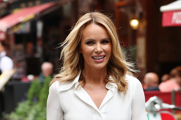 Amanda Holden overtakes Holly Willoughby as the highest earning TV star