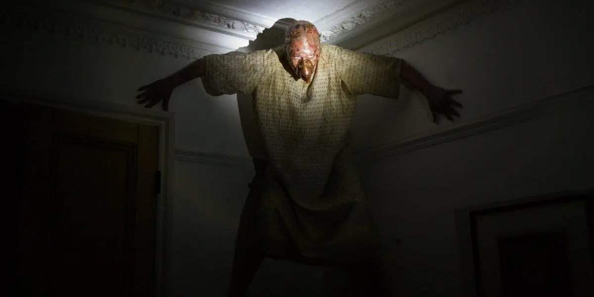 A truly horrifying ghost from True Horror