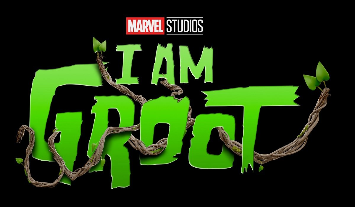 I Am Groot Show Logo Marvel Disney+