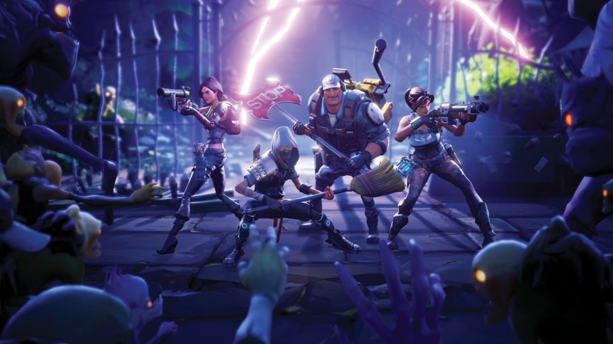 Epic Is Closing Down Of Fortnite Save The World On Mac Because Of Its Dispute With Apple Gamesradar