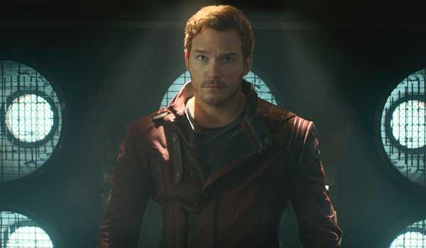 Star Lord Chris Pratt Guardians of the Galaxy