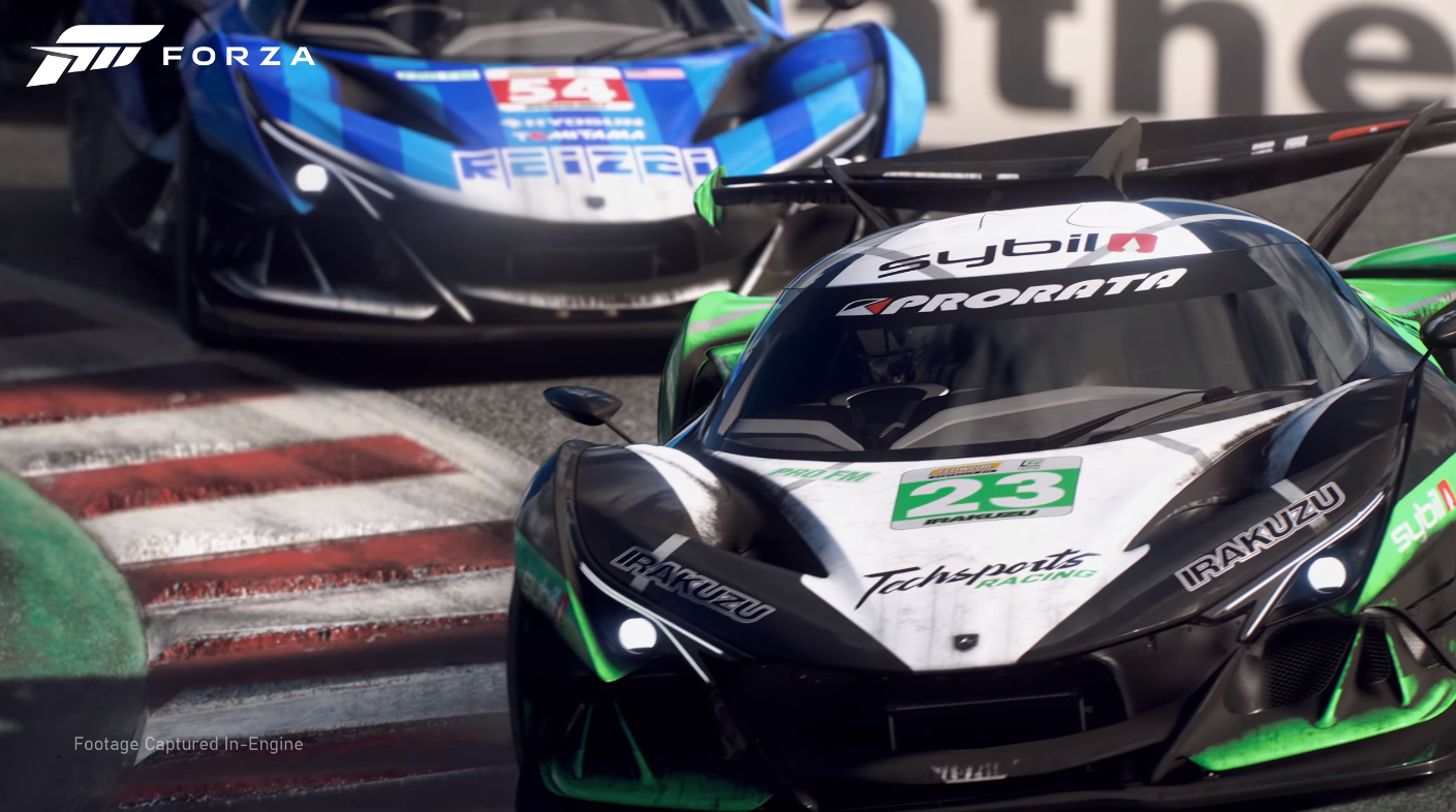 forza motorsport july 2020 reveal