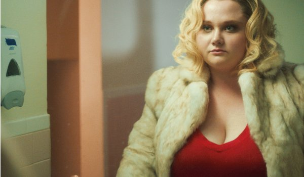 Patti Cake$ Danielle MacDonald Patti all dolled up before the show