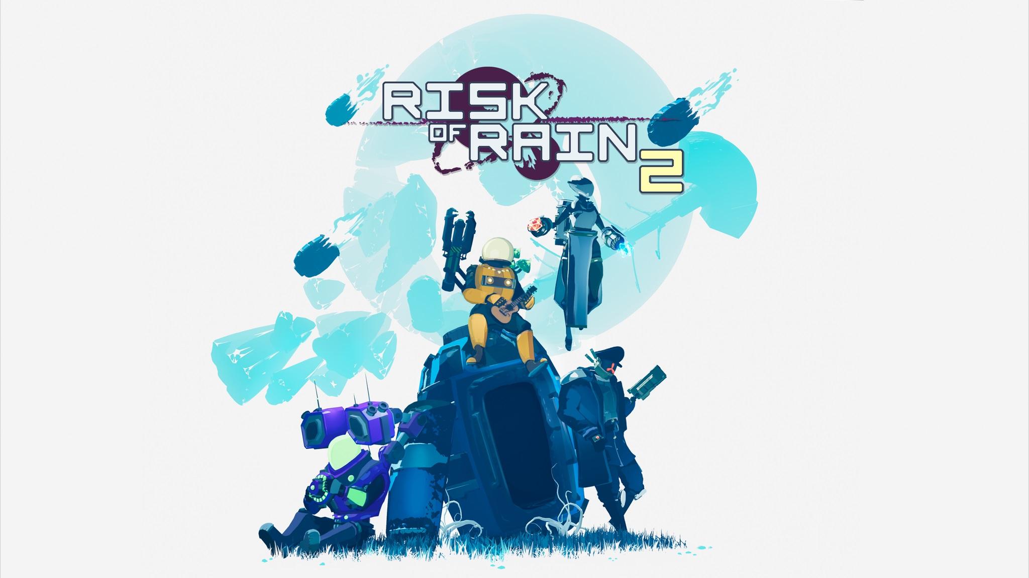 Последнее обновление и платные дополнения - разработчики Risk of Rain 2 рассказали о дальнейшей поддержке игры.
