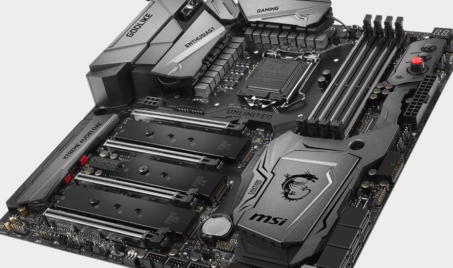 Oh look, MSI just confirmed 9th gen CPUs that Intel has not yet