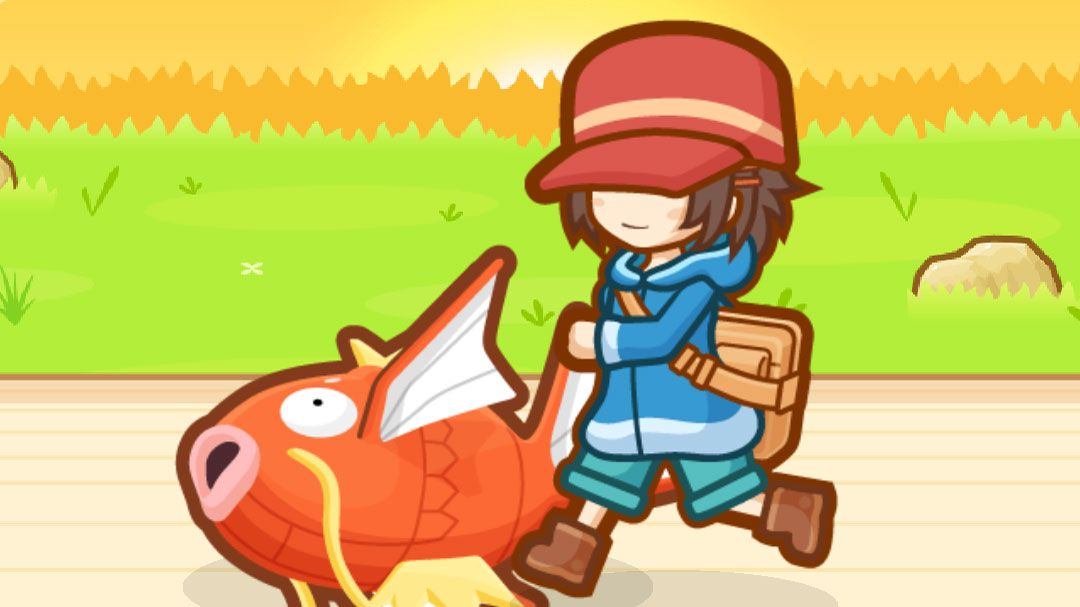 Pokemon Magikarp Jump Is The Game I Didn't Know I Needed