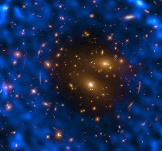 RX J1347.5-1145 galaxy cluster