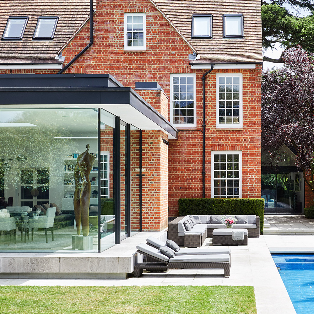 Where To Buy Glass Extensions Orangeries And Garden Rooms Homes Gardens Homes Gardensdocument Documenttype