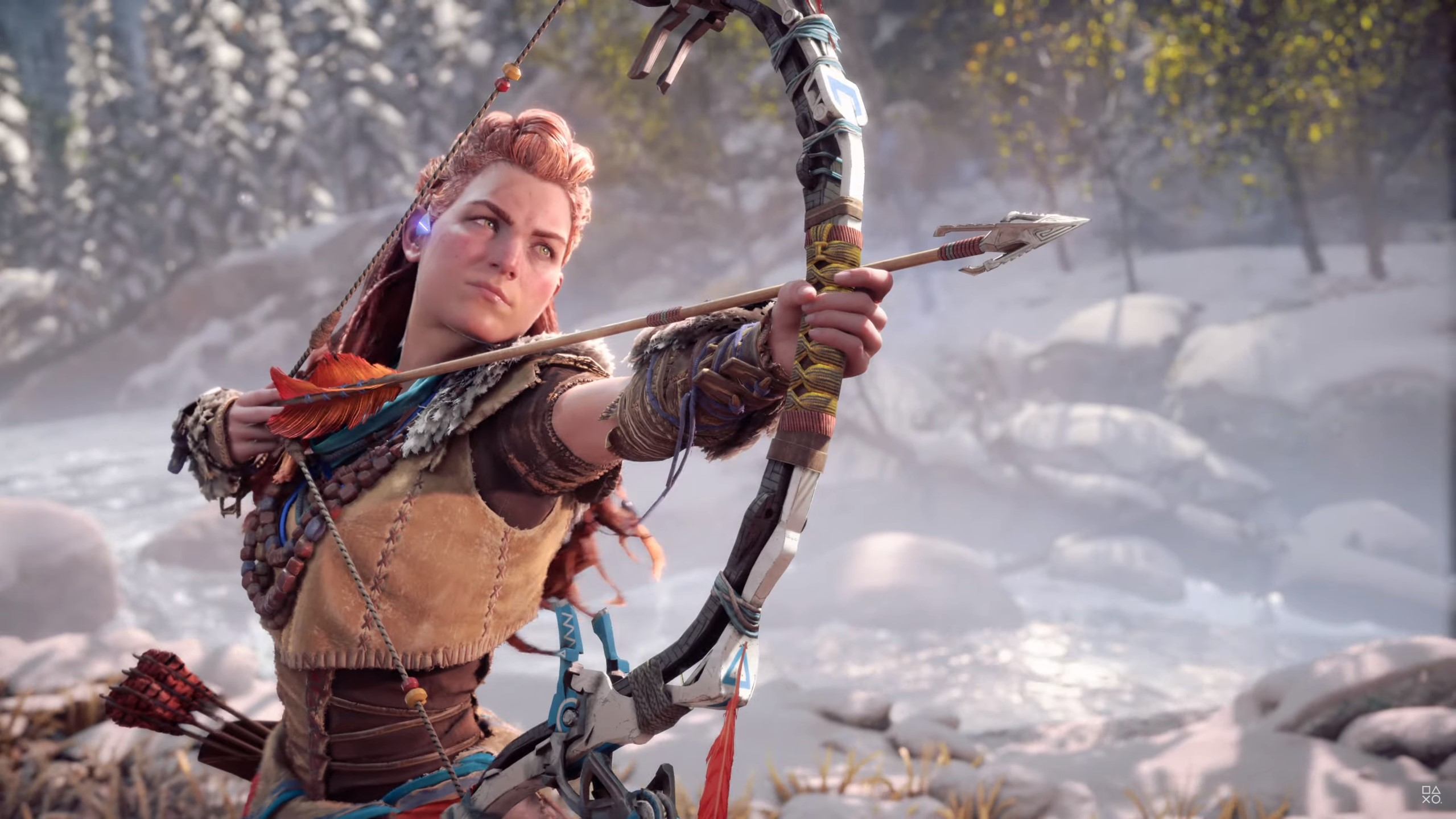 Ps5 Games Event Ps5 Reveal Horizon Zero Dawn 2 And Demon S Souls