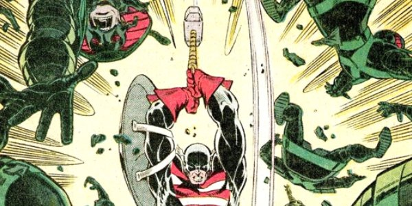 Captain America has been worthy to wield Thor's hammer in the comics