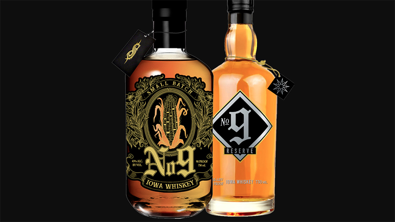 Slipknot are bringing out their own branded American whiskey | Louder