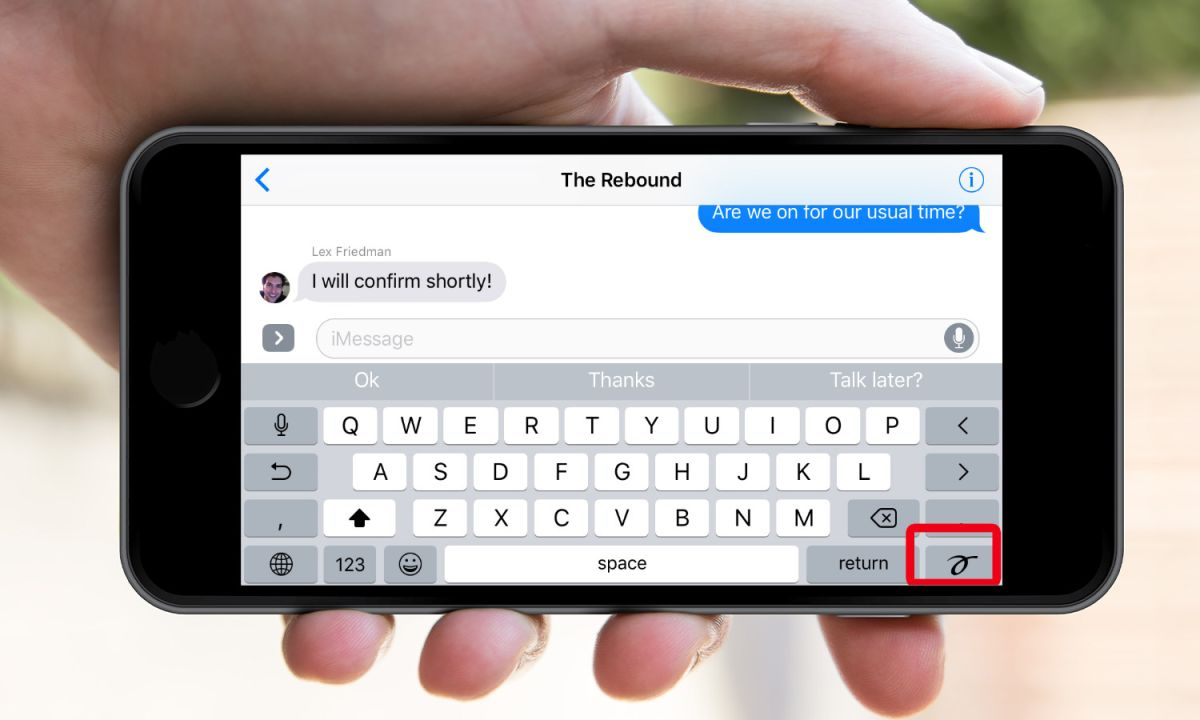 iOS 10 Messages: All the New Features and How to Use Them | Tom's Guide