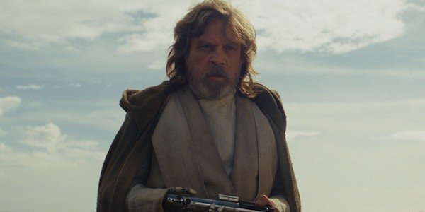 Mark Hamill Luke Skywalker Star Wars The Last Jedi