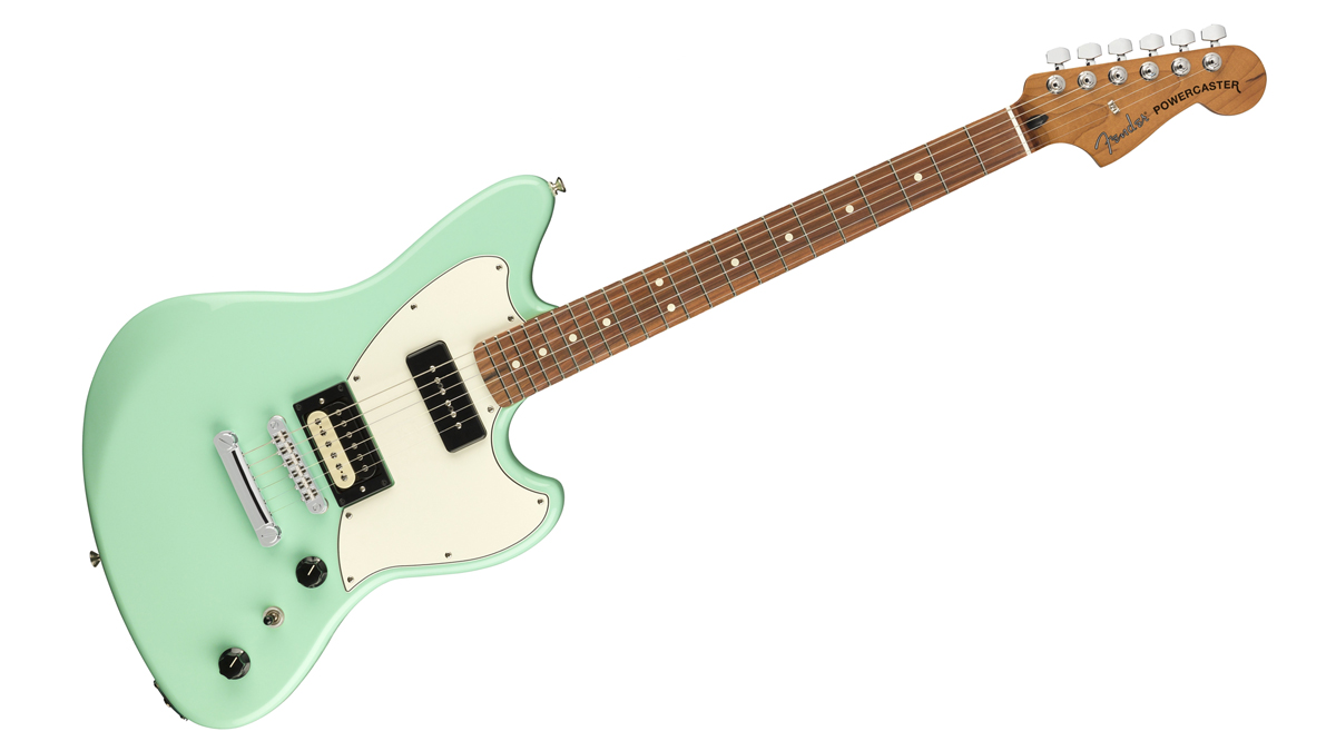 Fender ushers you into its Alternate Reality with the Powercaster | MusicRadar