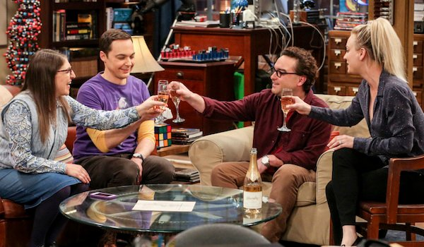 Sheldon Jim Parsons The Big Bang Theory CBS