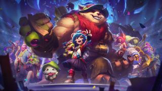 League of Legends new skins