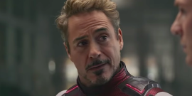 Avengers Star Robert Downey Jr. Had A Great Response After Getting Totally Slimed On Nickelodeon