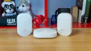 Eero mesh wireless network system