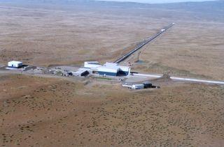 LIGO's Washington Detector