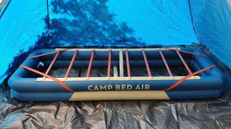 Decathlon Inflatable Camp Bed Base
