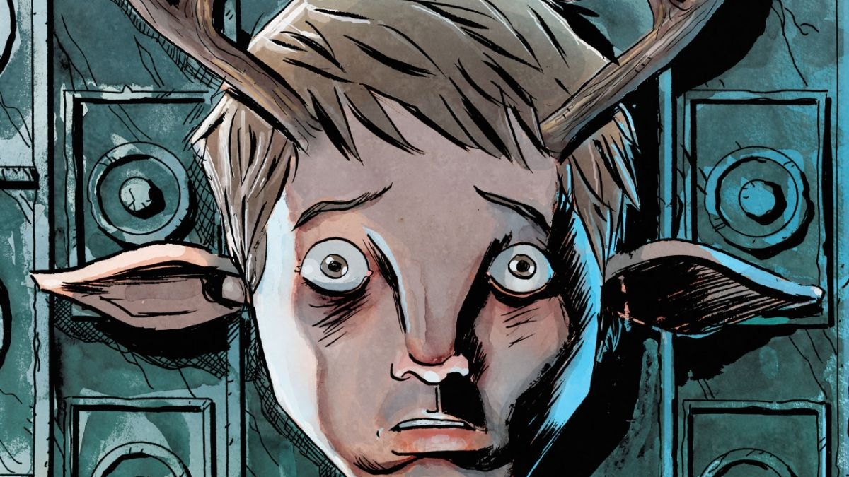 DC makes the return of Sweet Tooth by Jeff Lemire official