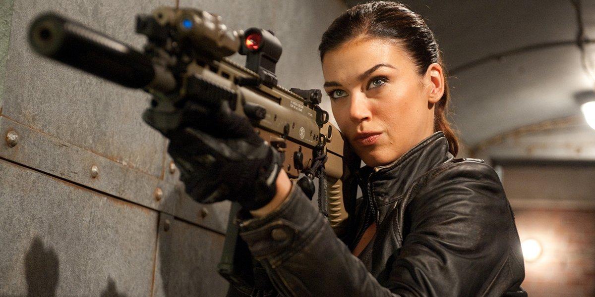 Adrianne Palicki in G.I. Joe: Retaliation