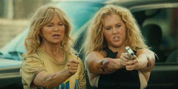 Goldie Hawn and Amy Schumer in Snatched