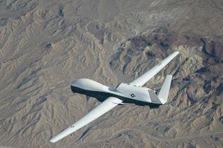 MQ-4C Triton Drone