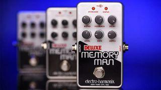 EHX Memory Man Deluxe Nano
