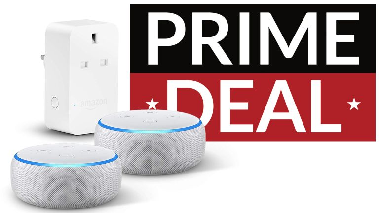 Amazon Echo Dot Deal Prime Day