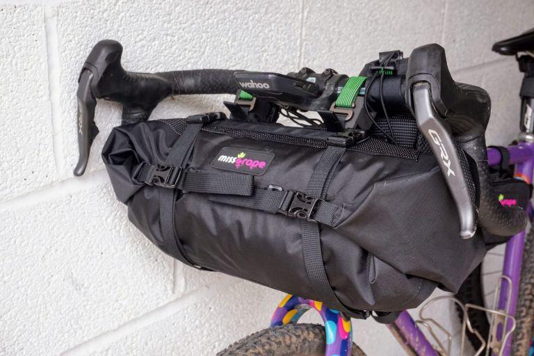Miss Grape Tendril 10.7 Waterproof Handlebar Bag