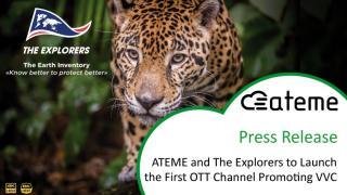 ATEME VVC OTT channel