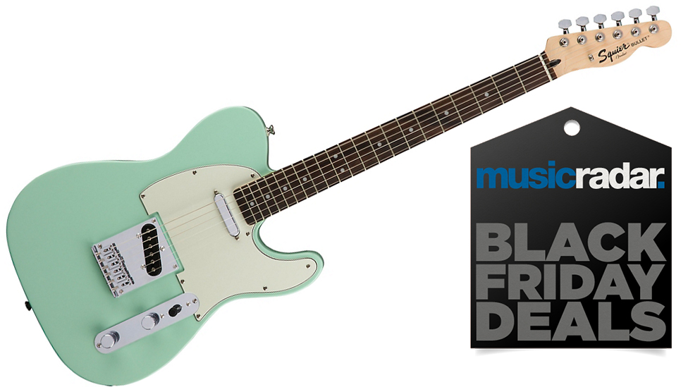 The Best Black Friday Beginner Guitar Deals Right Now Including Fender And Epiphone Musicradar
