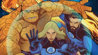 Marvel Comics August 2021