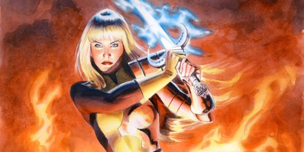 Magik in New Mutants