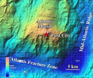 atlantis massif, ocean drilling, deep-sea research, gabbroic layer rock, ocean seismic surveys, earth, Earth's crust, earth's interior, what's inside Earth