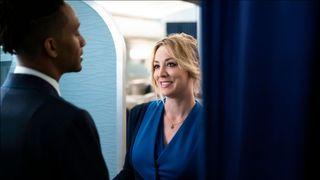 Kaley Cuoco stars in 'The Flight Attendant.'