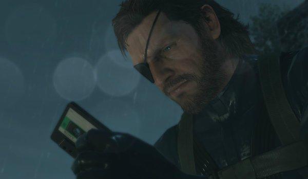 Metal Gear Solid Phantom pain cassette