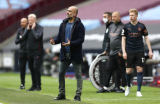 West Ham United v Manchester City – Premier League – London Stadium