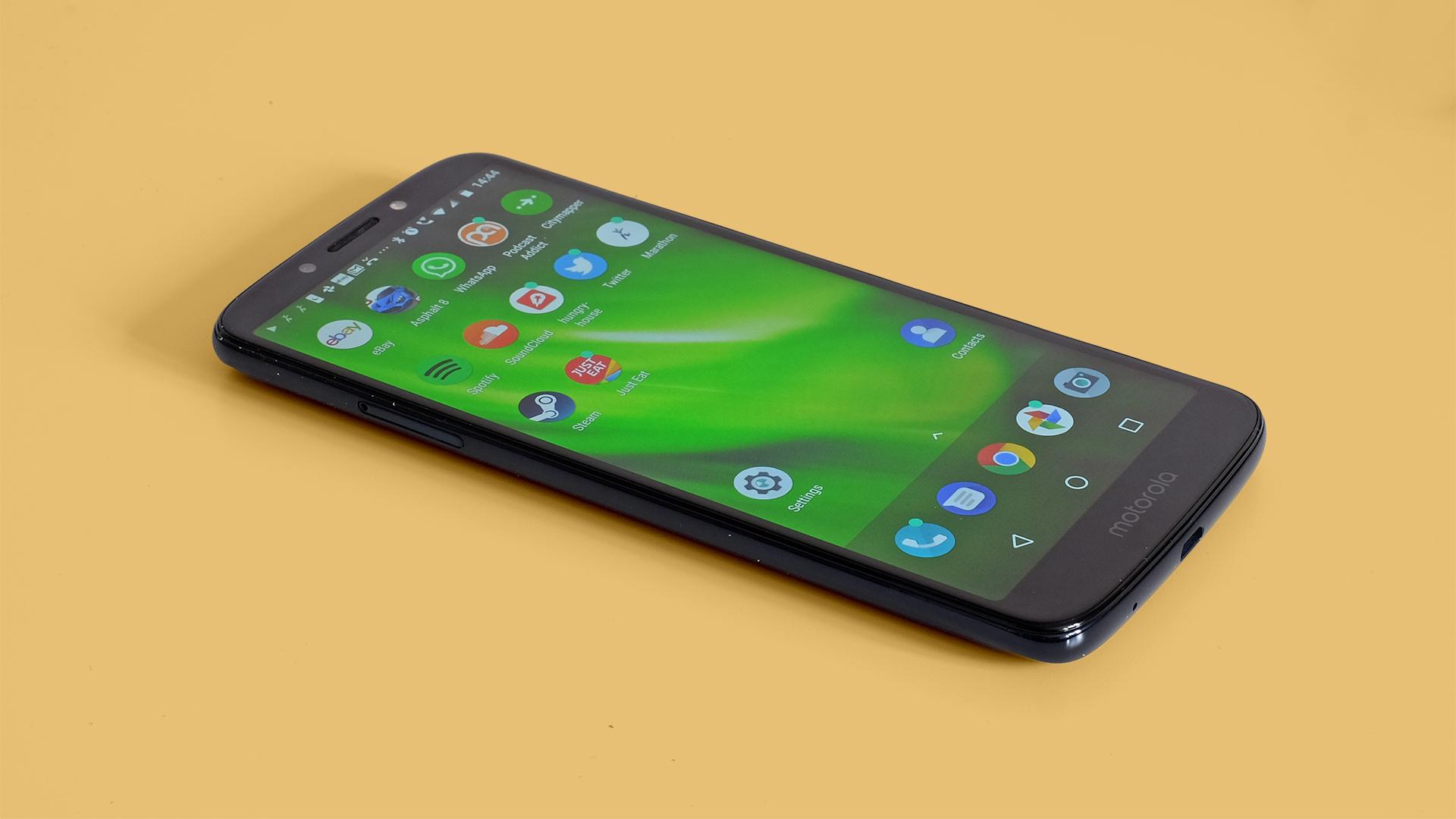 Moto G6 Play review: Page 3 | TechRadar