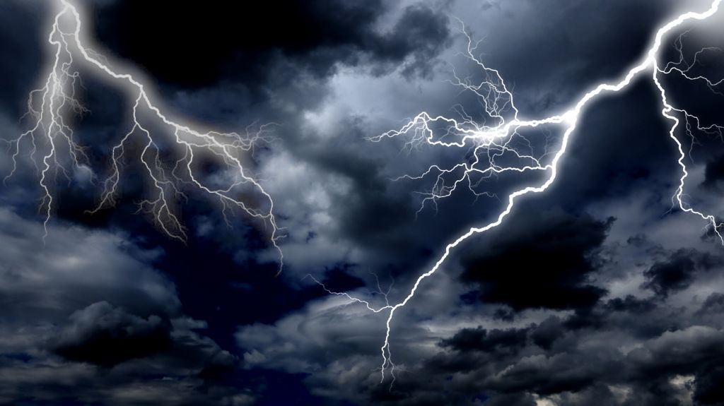 Did lightning help spark life on Earth?
