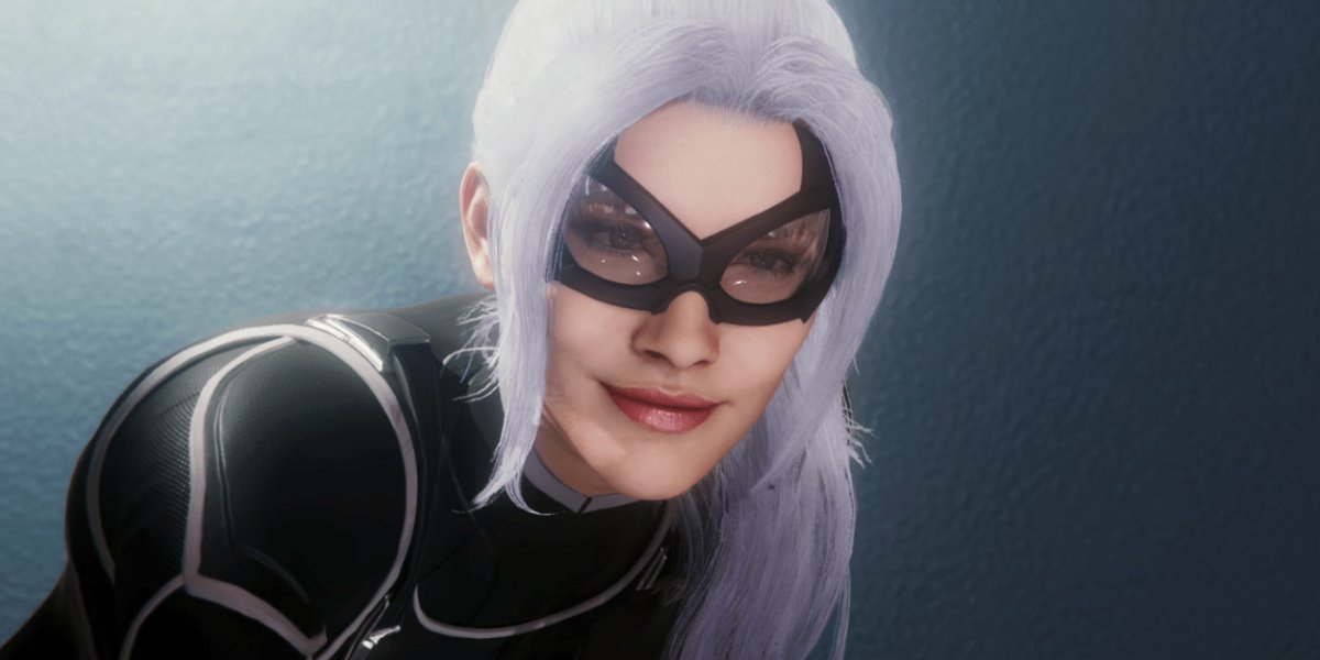 Black Cat in Spider-Man Playstation game